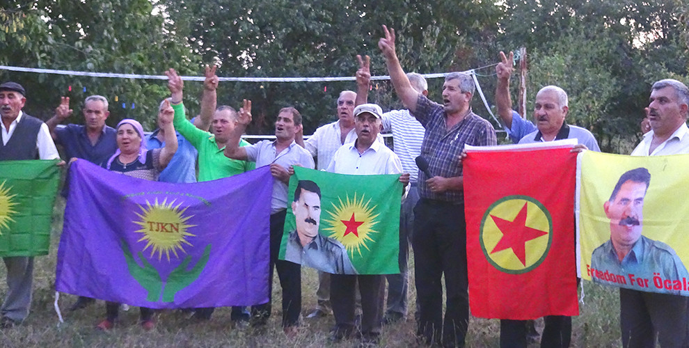 ANF | Isolation on Öcalan condemned in Adygea