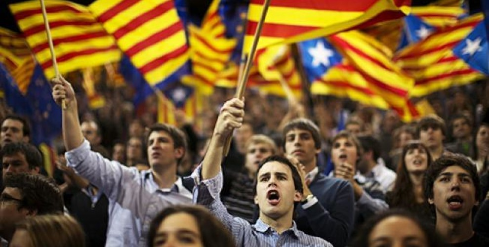 ANF | Catalan media: Madrid is mimicking Erdoğan