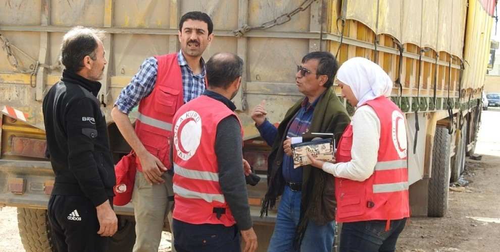 ANF | Medical aid for Afrin migrants