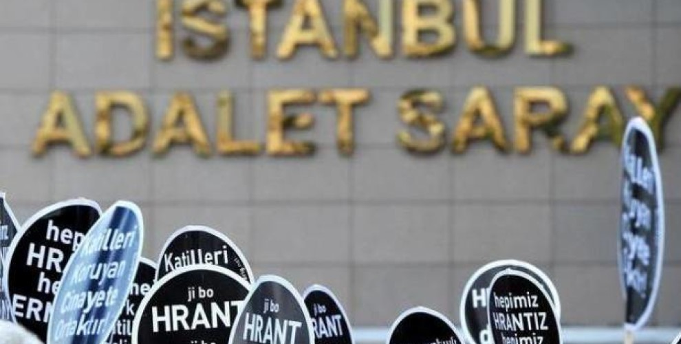Anf Trial For The Murder Of Journalist Hrant Dink Resumed