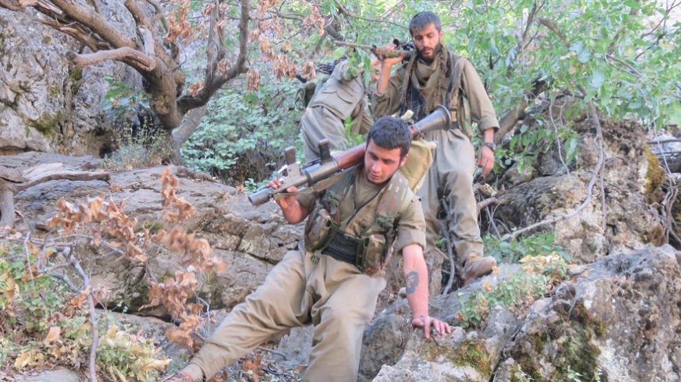 Anf Hpg 12 Soldiers Killed In South And North Kurdistan