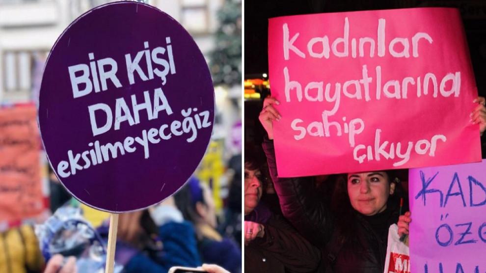 Anf Two Women Died In Van And Izmir